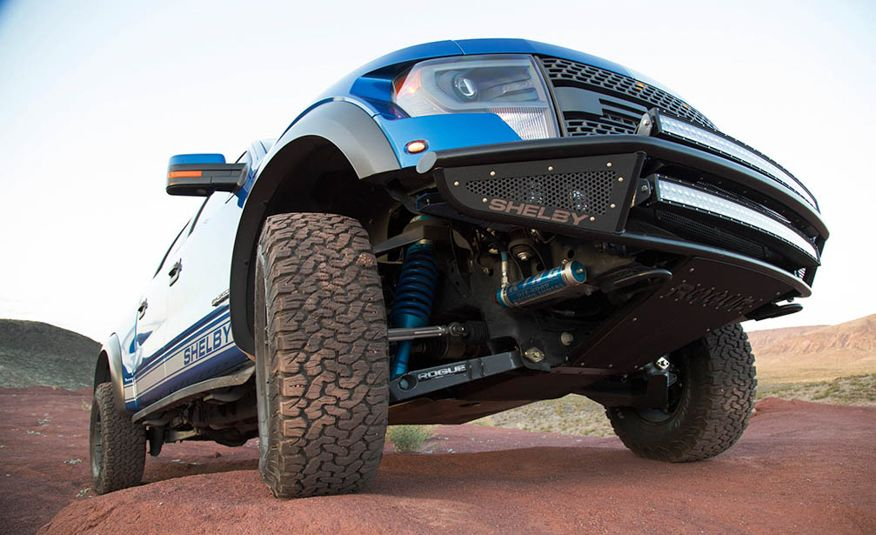 2015 Ford F-150 Raptor Shelby Baja 700 - Slide 4