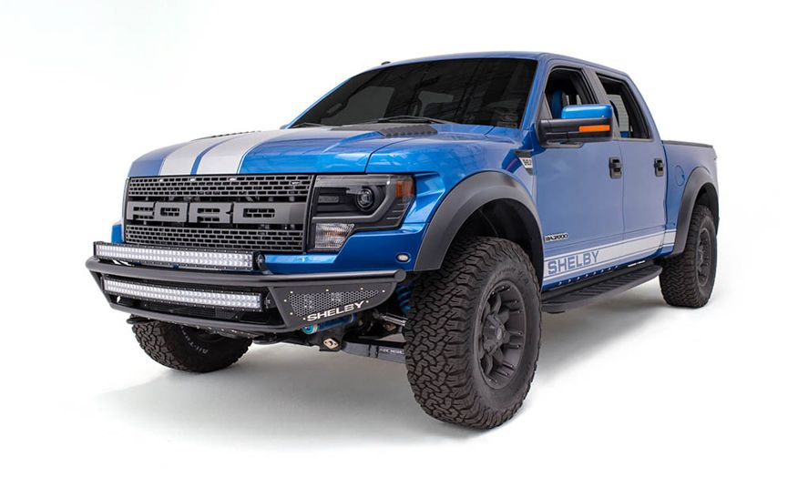 2015 Ford F-150 Raptor Shelby Baja 700 - Slide 5