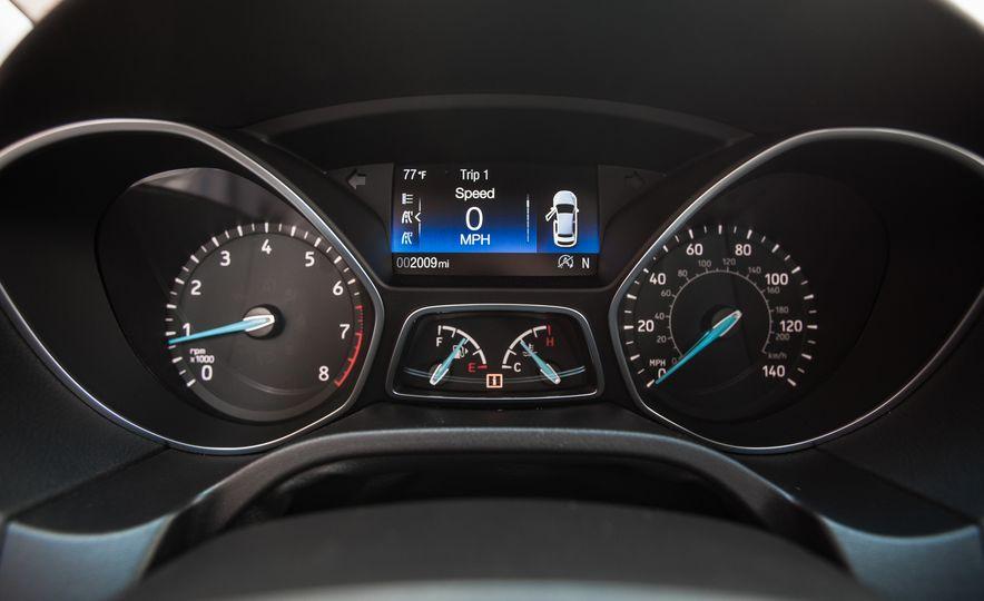 2015 Ford Focus 1.0L EcoBoost - Slide 37