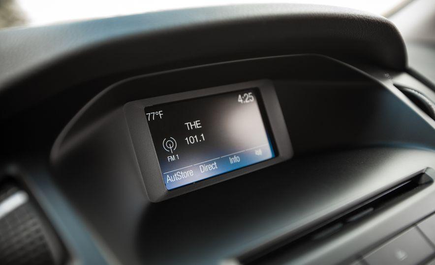 2015 Ford Focus 1.0L EcoBoost - Slide 40