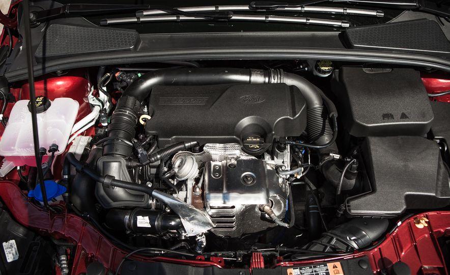 2015 Ford Focus 1.0L EcoBoost - Slide 44