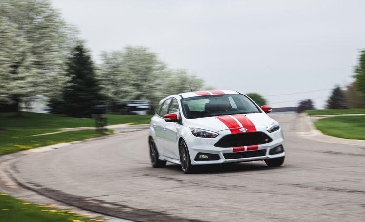 2015 Ford Focus ST – Instrumented Test