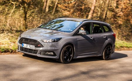 2015 Ford Focus ST Diesel Wagon – First Drive Review