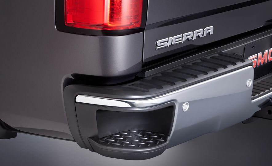 2016 GMC Sierra 1500 (spy photo) - Slide 26