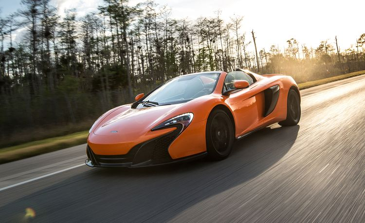 2015 McLaren 650S Spider Tested: Catch Me If You Can – Feature