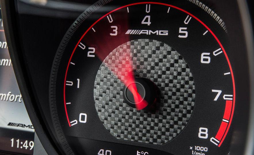 2016 Mercedes-AMG C63 coupe (artist's rendering) - Slide 41