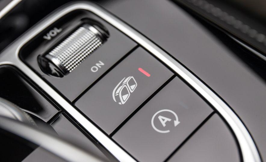 2016 Mercedes-AMG C63 coupe (artist's rendering) - Slide 45