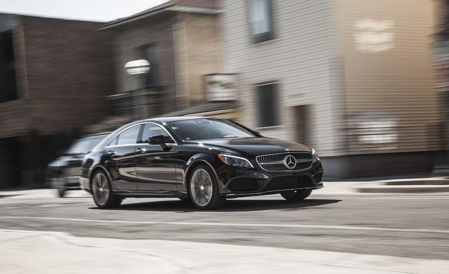 2015 Mercedes-Benz CLS400 4MATIC - Slide 1