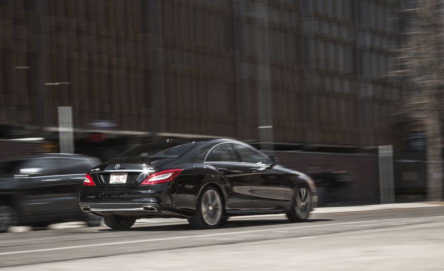 2015 Mercedes-Benz CLS400 4MATIC - Slide 6