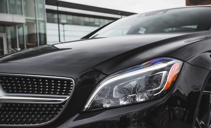 2015 Mercedes-Benz CLS400 4MATIC - Slide 11