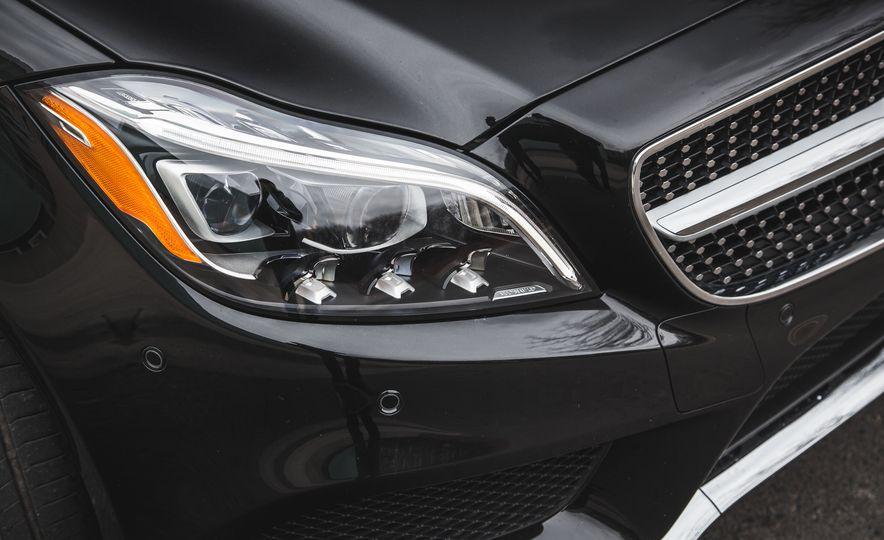 2015 Mercedes-Benz CLS400 4MATIC - Slide 12