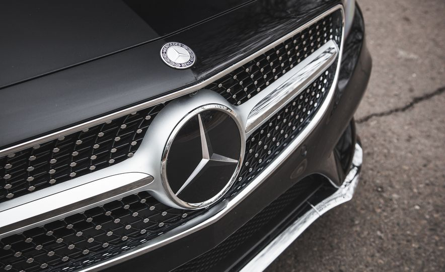 2015 Mercedes-Benz CLS400 4MATIC - Slide 13