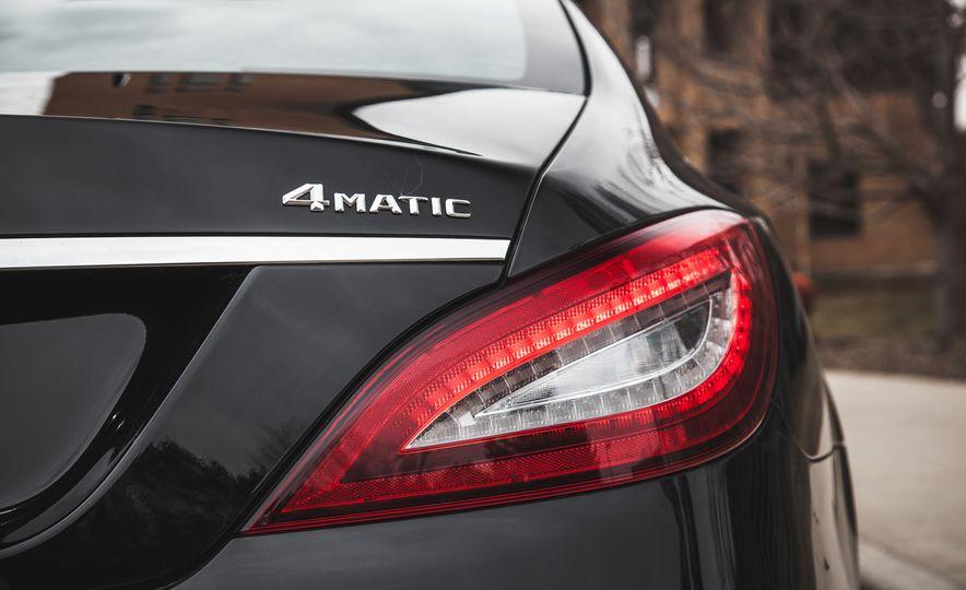 2015 Mercedes-Benz CLS400 4MATIC - Slide 15