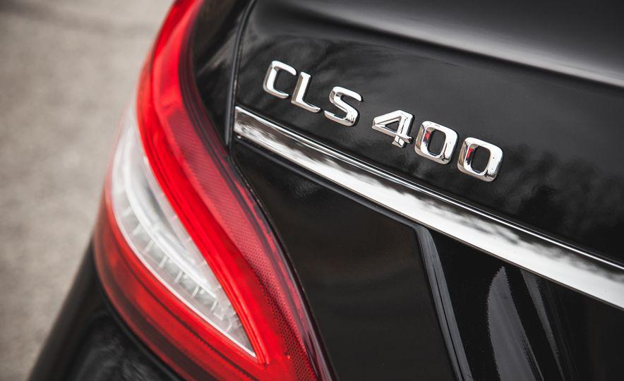 2015 Mercedes-Benz CLS400 4MATIC - Slide 16