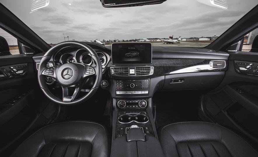 2015 Mercedes-Benz CLS400 4MATIC - Slide 18