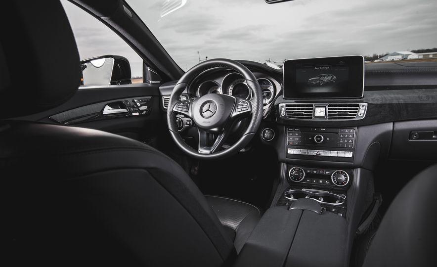 2015 Mercedes-Benz CLS400 4MATIC - Slide 19