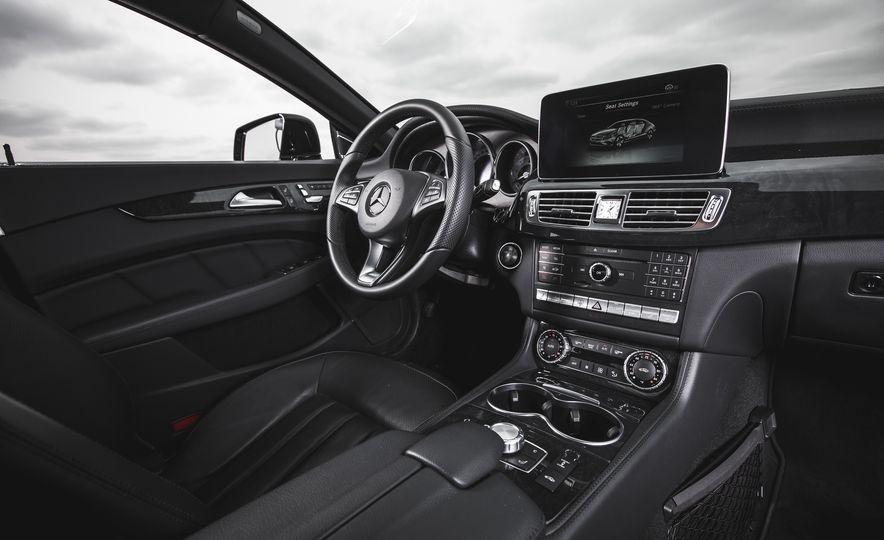 2015 Mercedes-Benz CLS400 4MATIC - Slide 20
