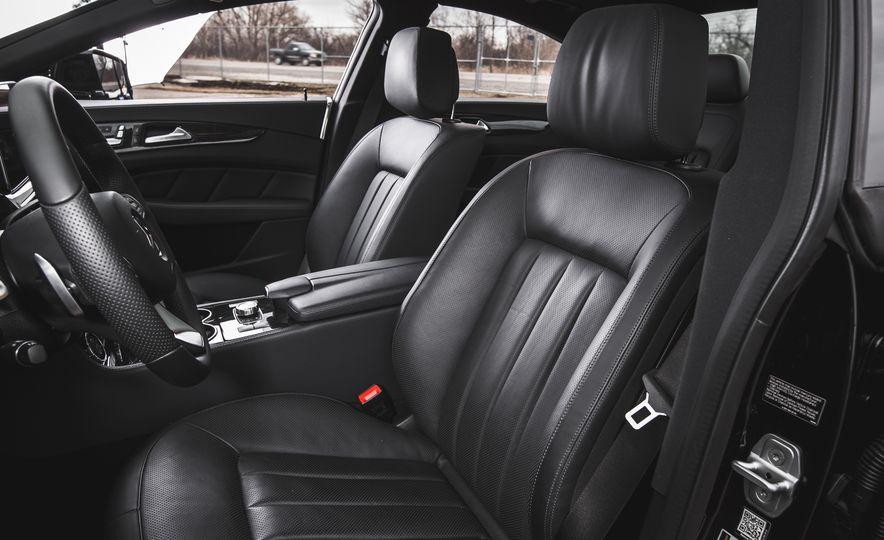 2015 Mercedes-Benz CLS400 4MATIC - Slide 21