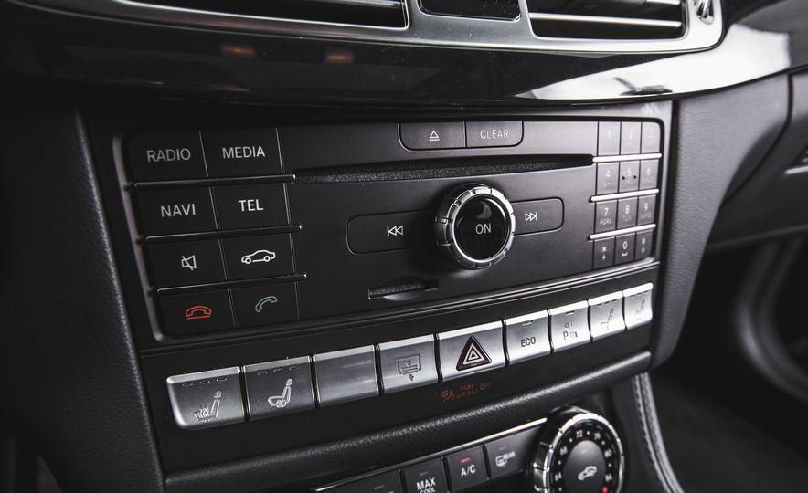 2015 Mercedes-Benz CLS400 4MATIC - Slide 27