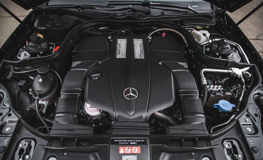 2015 Mercedes-Benz CLS400 4MATIC - Slide 29