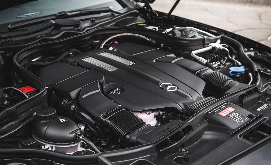 2015 Mercedes-Benz CLS400 4MATIC - Slide 30
