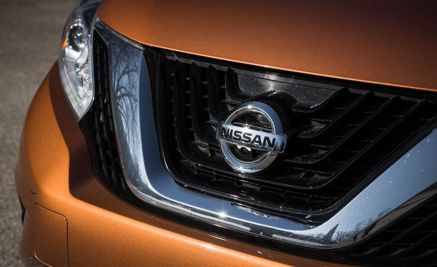2015 Nissan Murano Platinum AWD - Slide 76