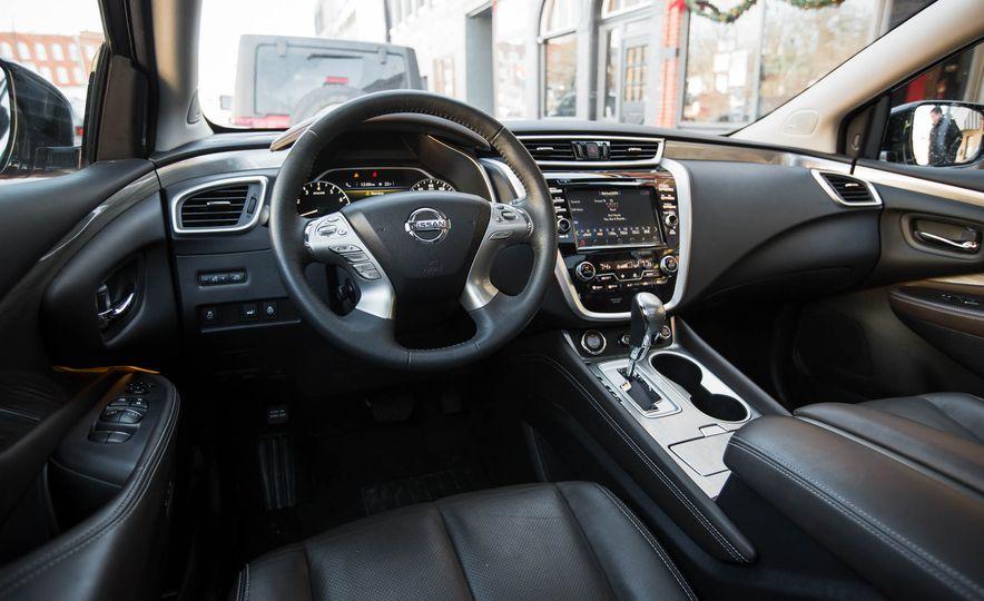 2015 Nissan Murano Platinum AWD - Slide 79