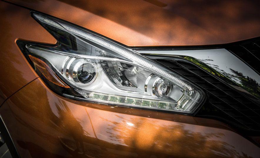 2015 Nissan Murano Platinum AWD - Slide 99