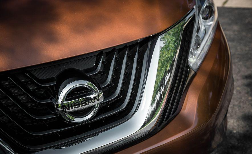 2015 Nissan Murano Platinum AWD - Slide 100