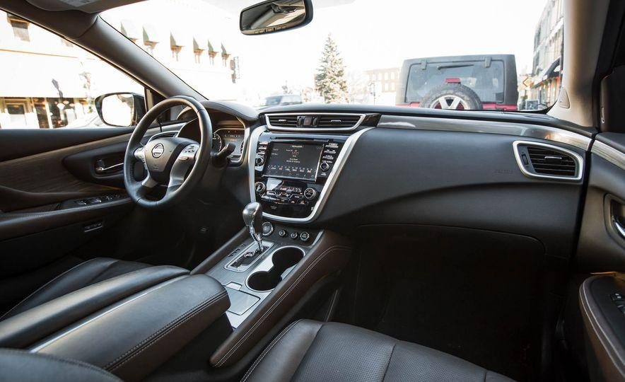 2015 Nissan Murano Platinum AWD - Slide 81