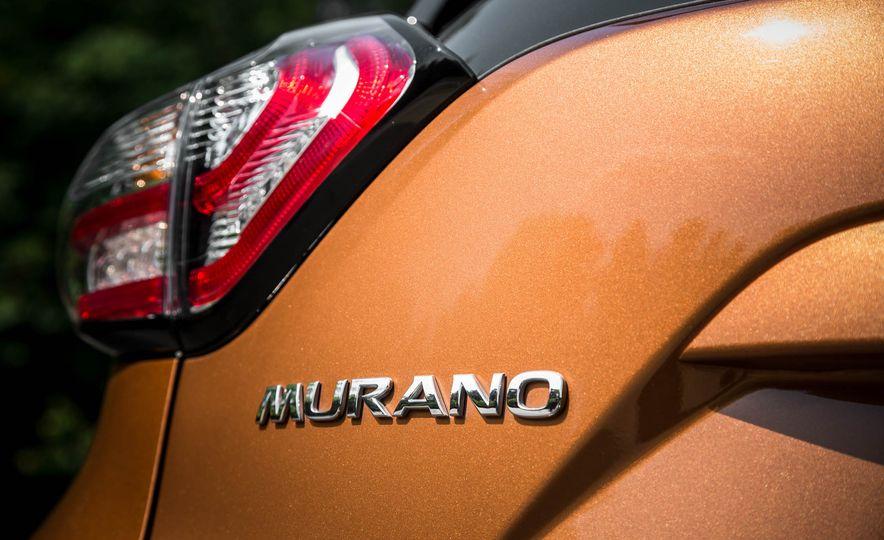 2015 Nissan Murano Platinum AWD - Slide 102