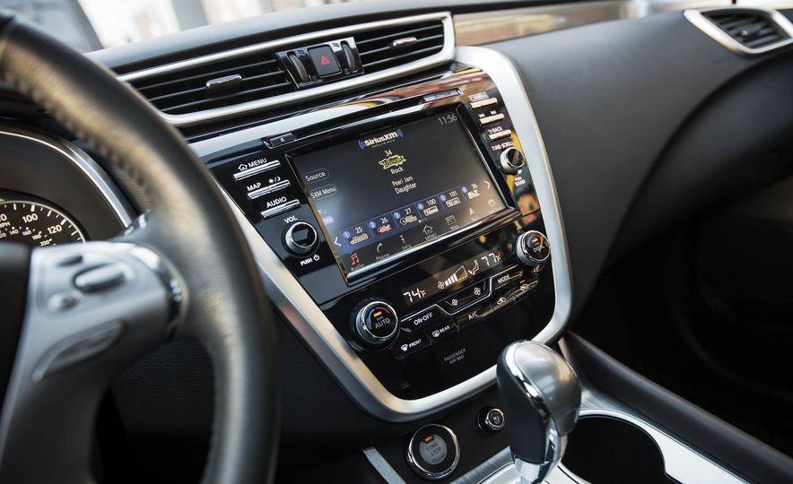 2015 Nissan Murano Platinum AWD - Slide 83