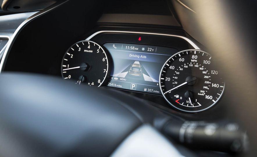 2015 Nissan Murano Platinum AWD - Slide 84