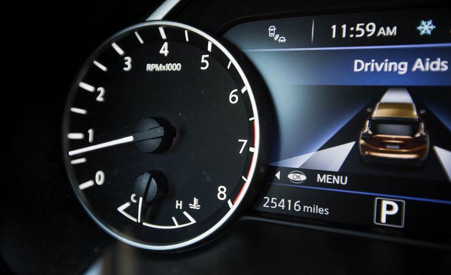 2015 Nissan Murano Platinum AWD - Slide 85