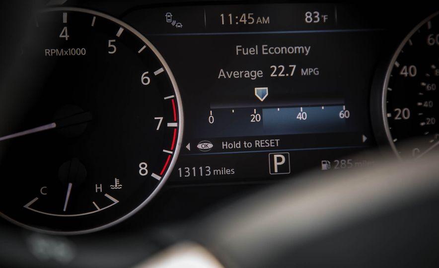 2015 Nissan Murano Platinum AWD - Slide 106