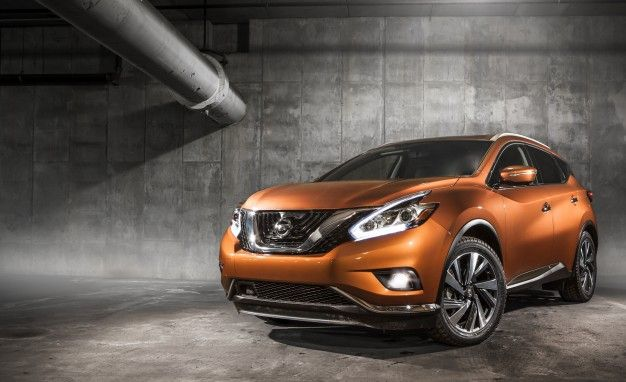 Is a Nissan Murano Hybrid Coming Soon to the U.S.? The EPA Says Yes