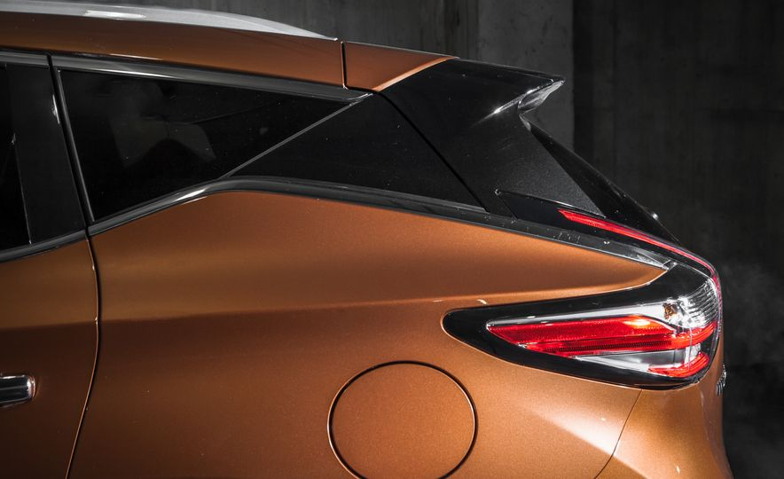 2015 Nissan Murano Platinum AWD - Slide 117