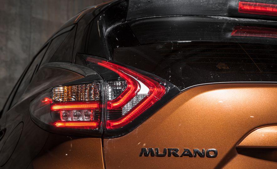 2015 Nissan Murano Platinum AWD - Slide 118