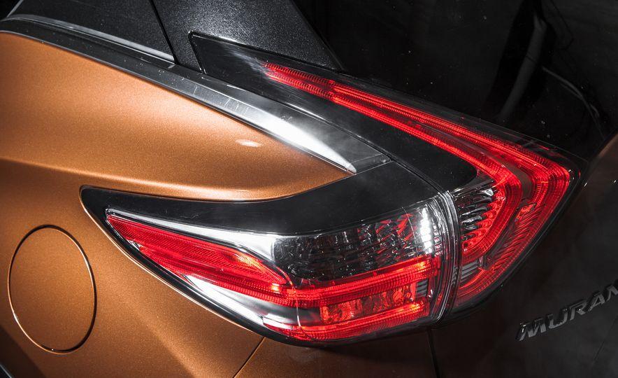 2015 Nissan Murano Platinum AWD - Slide 119