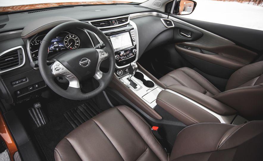 2015 Nissan Murano Platinum AWD - Slide 121