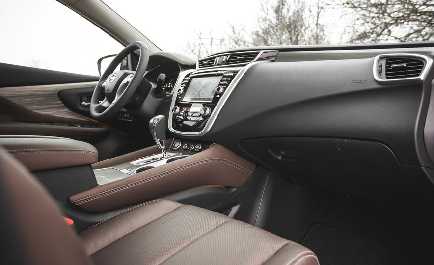 2015 Nissan Murano Platinum AWD - Slide 123
