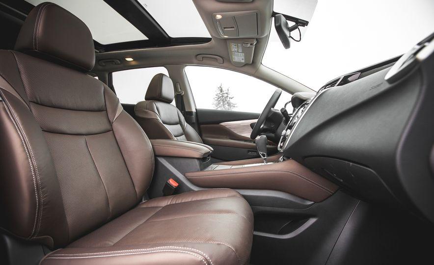 2015 Nissan Murano Platinum AWD - Slide 124