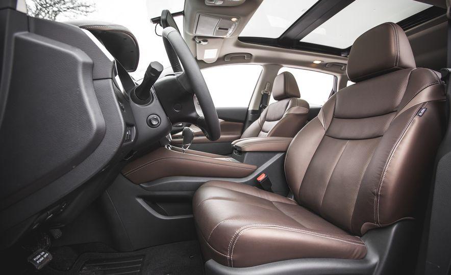 2015 Nissan Murano Platinum AWD - Slide 125