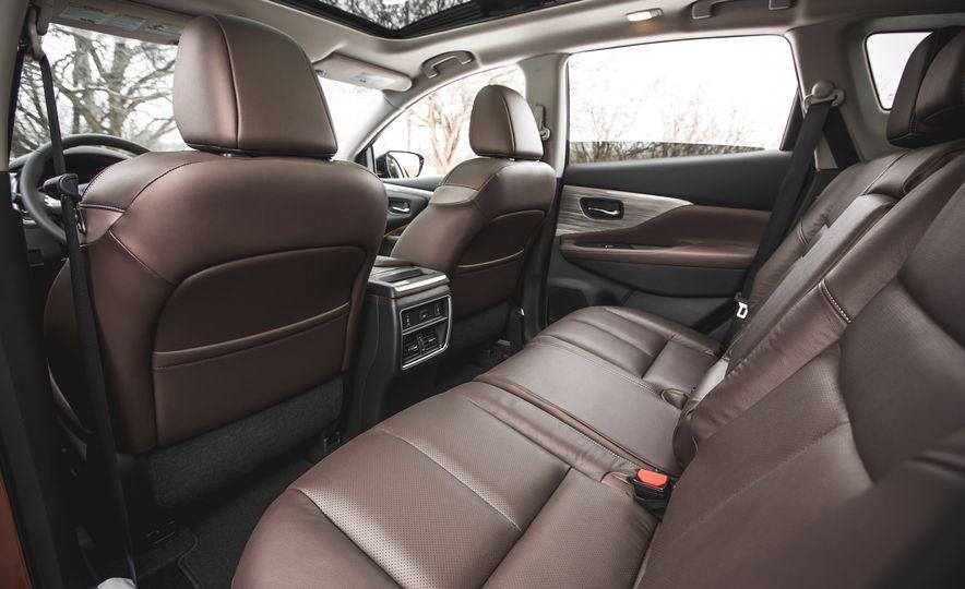 2015 Nissan Murano Platinum AWD - Slide 126