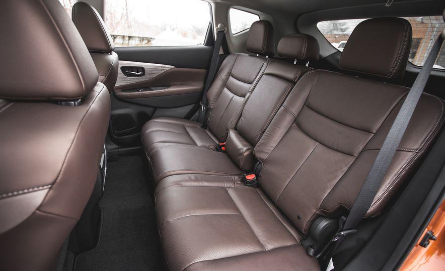 2015 Nissan Murano Platinum AWD - Slide 127
