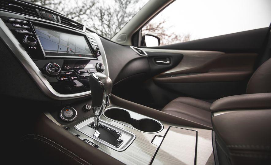 2015 Nissan Murano Platinum AWD - Slide 129