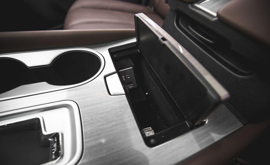 2015 Nissan Murano Platinum AWD - Slide 134