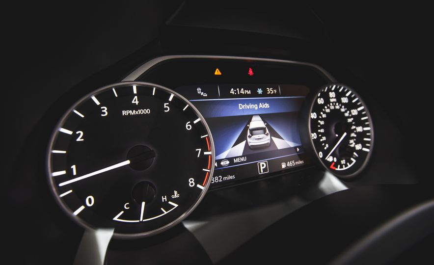 2015 Nissan Murano Platinum AWD - Slide 137