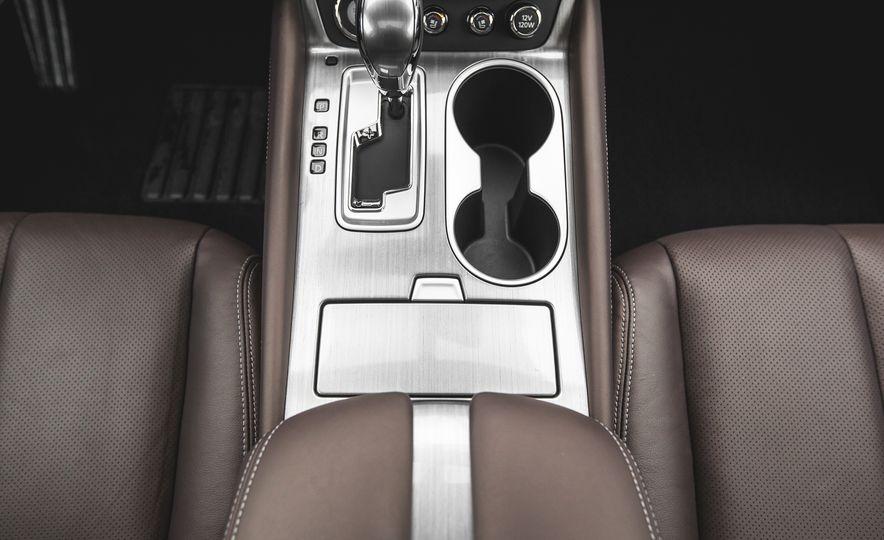 2015 Nissan Murano Platinum AWD - Slide 141