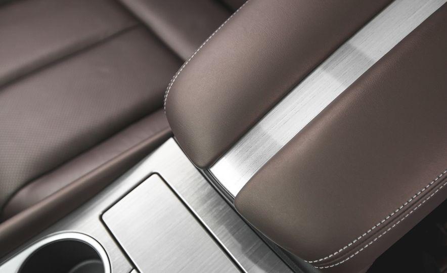 2015 Nissan Murano Platinum AWD - Slide 142